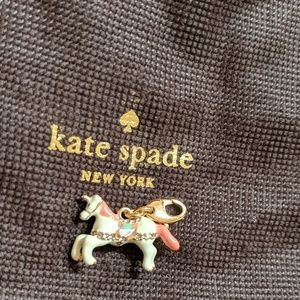 "Kate Spade ""How Charming"" Carousel Horse"